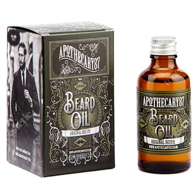 Apothecary 87 Beard Oil Original Recipe Olejek do brody 50 ml