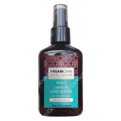 Arganicare 10 in 1 Leave In Hair Repair Shea Butter Odbudowa i rozplątanie 150 ml