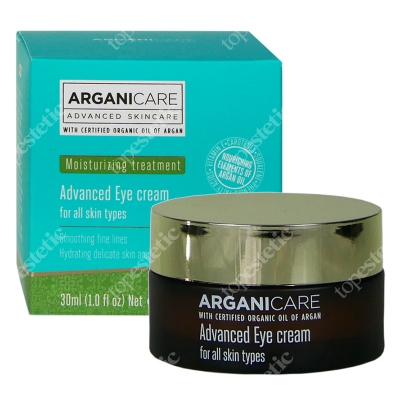 Arganicare Advanced Eye Cream Krem pod oczy 30 ml