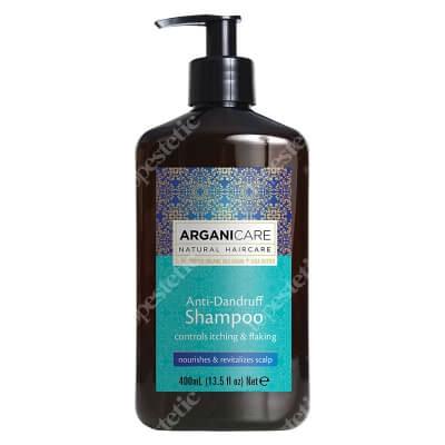 Arganicare Anti-Dandruff Shampoo Szampon przeciwłupieżowy 400 ml