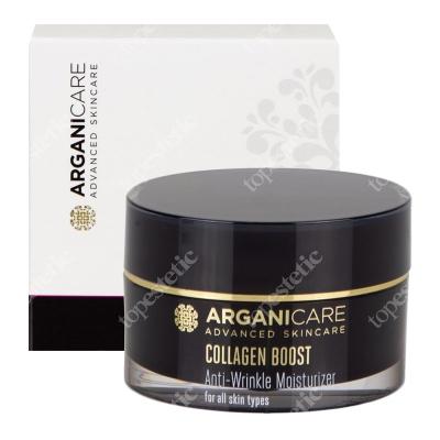 Arganicare Collagen Boost Anti Wrinkle Moisturizer Krem przeciwzmarszczkowy 50 ml
