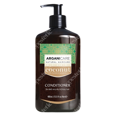 Arganicare Coconut Conditioner Odżywka do bardzo suchych i zniszczonych włosów 400 ml