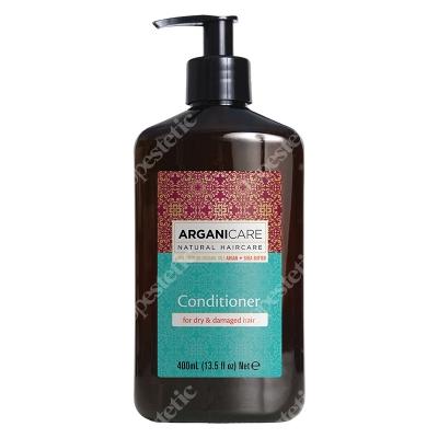 Arganicare Conditioner For Dry Hair Odżywka do włosów suchych i zniszczonych z olejem arganowym 400 ml