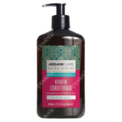 Arganicare Keratin Conditioner Odżywka do włosów z keratyną 400 ml