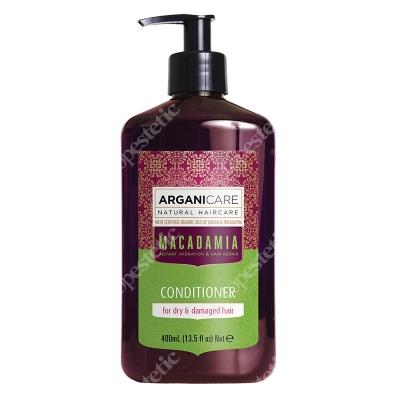 Arganicare Macadamia Conditioner For Dry Hair Odżywka do suchych i zniszczonych włosów 400 ml