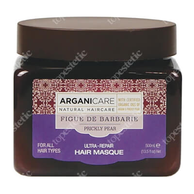Arganicare Prickly Pear Hair Masque Maska wzmacniająca 500 ml