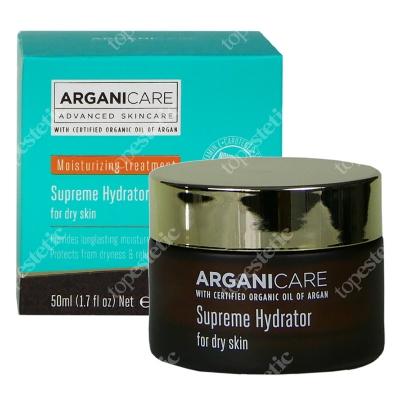 Arganicare Supreme Hydrator Krem nawilżający 50 ml