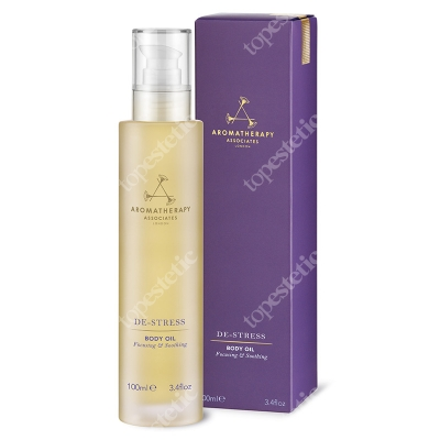 Aromatherapy Associates De-Stress Body Oil Odprężający olejek do ciała 100 ml