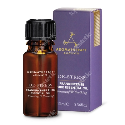 Aromatherapy Associates De-Stress Frankincense Pure Essential Oil Olejek z kadzidłowca 10 ml