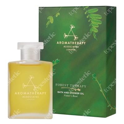 Aromatherapy Associates Forest Therapy Bath & Shower Oil Olejek do kąpieli 9 ml
