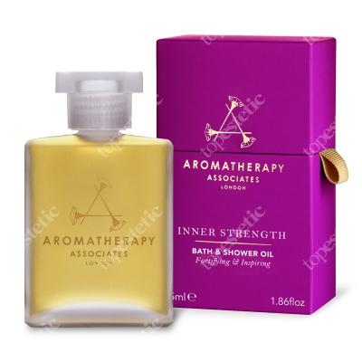 Aromatherapy Associates Inner Strength Bath & Shower Oil Wzmacniający olejek do kąpieli i pod prysznic 55 ml