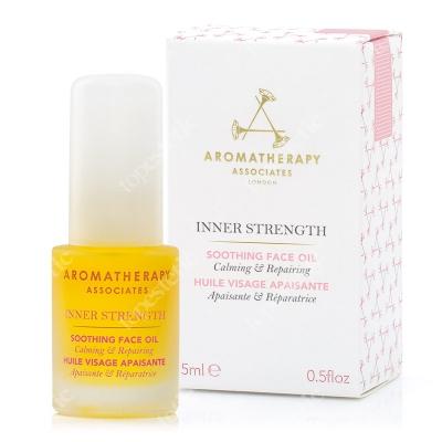 Aromatherapy Associates Inner Strength Soothing Face Oil Kojący olejek do twarzy 15 ml