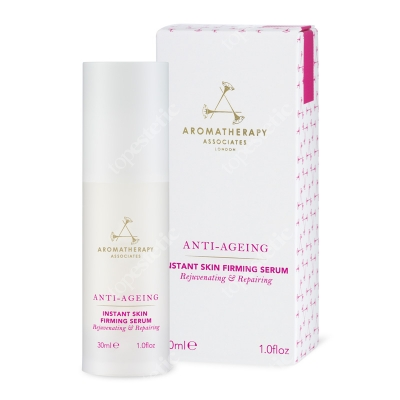 Aromatherapy Associates Instant Skin Firming Serum Serum natychmiast ujędrniające skórę 30 ml