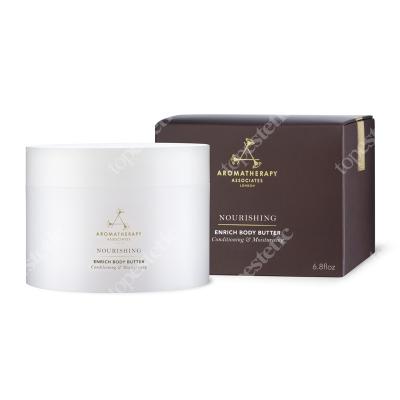 Aromatherapy Associates Nourishing Enrich Body Butter Odżywcze masło do ciała 200 ml
