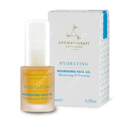 Aromatherapy Associates Nourishing Face Oil Odżywczy olejek do twarzy z róży i sandałowca 15 ml