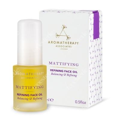 Aromatherapy Associates Refining Face Oil Olejek do pielęgnacji cery mieszanej i tłustej 15 ml