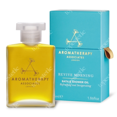 Aromatherapy Associates Revive Morning Bath & Shower Oil Poranny radosny olejek do kąpieli 55 ml