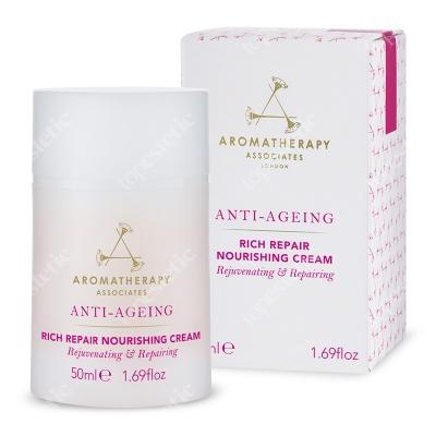 Aromatherapy Associates Rich Repair Nourishing Cream Odżywczy krem regenerujący 50 ml