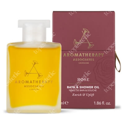 Aromatherapy Associates Rose Bath & Shower Oil Różany olejek do kąpieli 55 ml