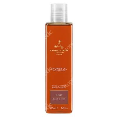 Aromatherapy Associates Rose Shower Oil Różany olejek pod prysznic 250 ml