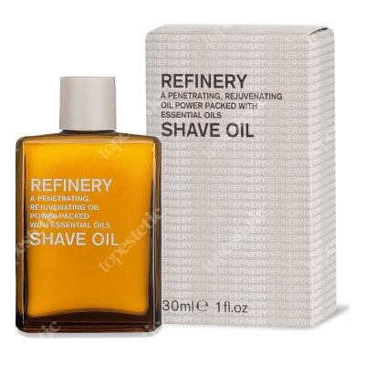 Aromatherapy Associates Shave Oil Olejek przed i po goleniu dla skóry wrażliwej 30 ml