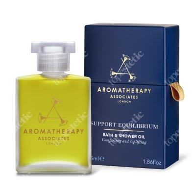 Aromatherapy Associates Support Equilibrium Bath & Shower Oil Przynoszący spokój olejek do kąpieli 55 ml