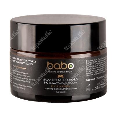 Babo Maska-Peeling do Twarzy przeciwzmarszczkowa Prewencja przeciwzmarszczkowa i nawilżanie 50 ml