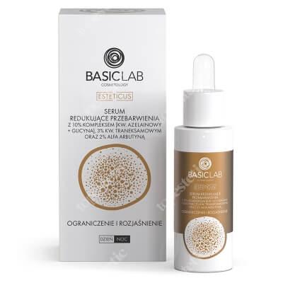 BasicLab Ograniczenie i Rozjaśnienie Serum redukujące przebarwienia 30 ml