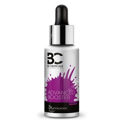 Be Ceuticals Advanced Booster Collagen 3% Zaawansowane wzmocnienie - Kolagen i kwas hialuronowy 30 ml