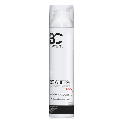 Be Ceuticals Be White Body Balm 2% Balsam do ciała 100 ml