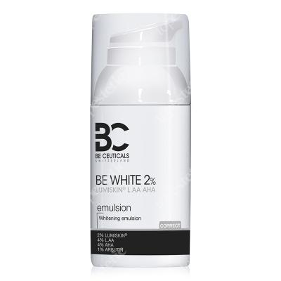 Be Ceuticals Be White Emulsion 2% Emulsja wybielająca na dzień 30 ml
