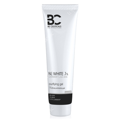 Be Ceuticals Be White Purifying Gel 1% Peelingujący żel oczyszczający 150 ml