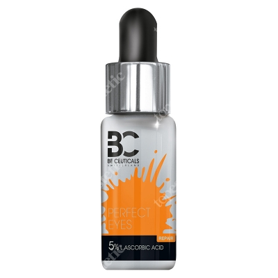 Be Ceuticals Perfect Eyes 5% L Ascorbic Acid Idealne spojrzenie - Kwas Askorbinowy + Witamina E 15 ml