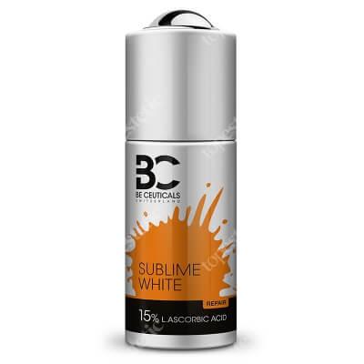 Be Ceuticals Subline White 15% Ascorbic Acid Subtelne rozjaśnienie - Kwas askorbinowy + Korzeń lukrecji 30 ml