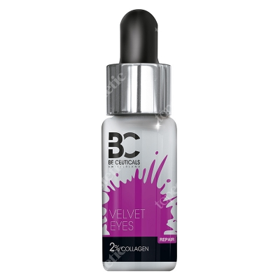 Be Ceuticals Velvet Eyes 2% Collagen Aksamitne spojrzenie - kolagen 15 ml