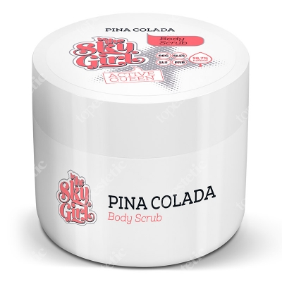 Be The Sky Girl Pina Colada Cukrowy peeling do ciała 220 g