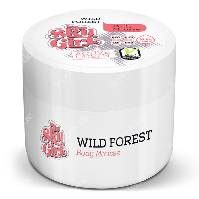 Be The Sky Girl Wild Forest Body Mousse Mus do ciała 200 ml