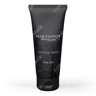 Beaute Pacifique Masculinity Anti-Age Creme Krem przeciwstarzeniowy na noc 50 ml