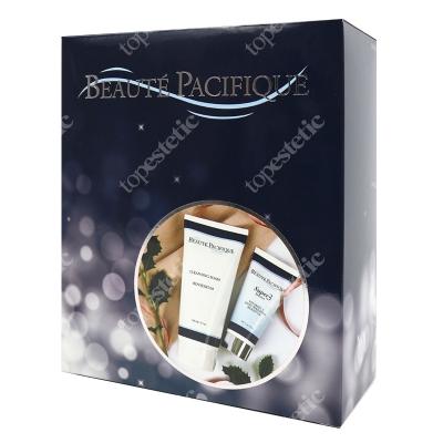 Beaute Pacifique Super 3 ZESTAW Pianka oczyszczająca 150 ml + Krem 0,7% retinol 50 ml