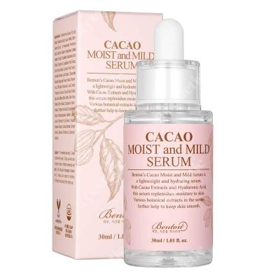 Benton Cacao Moist And Mild Serum Nawilżające serum z wyciągiem z kakao 30 ml