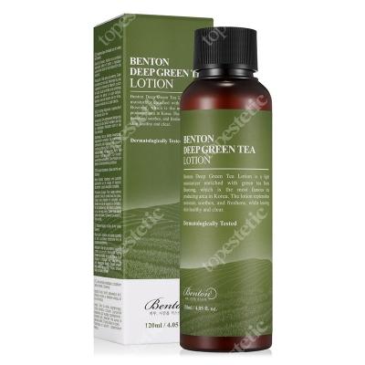 Benton Deep Green Tea Lotion Lekka emulsja 120 ml