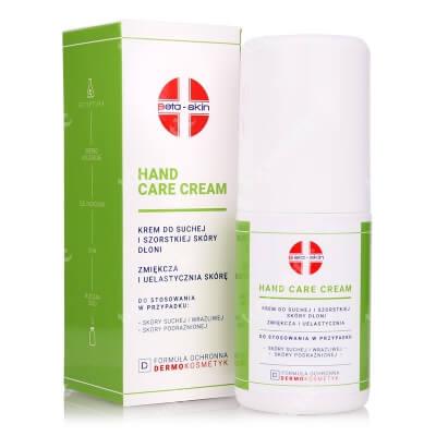 Beta Skin Hand Care Cream Krem do suchej i szorstkiej skóry dłoni 75 ml