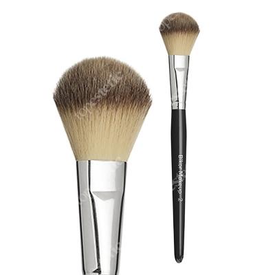 Bikor Bikor Pro Brush N°2 Pędzel do pudru, syntetyczne włosie