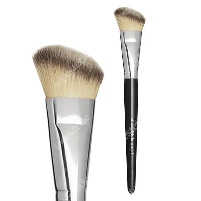 Bikor Bikor Pro Brush N°3 Pędzel do różu, syntetyczne włosie