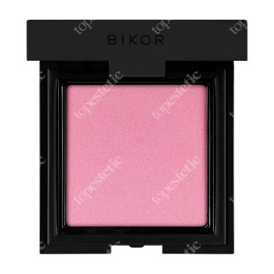 Bikor Como Blush Satined N°4 Róż - Summer glow (satynowy, opalizujący róż) 8 g
