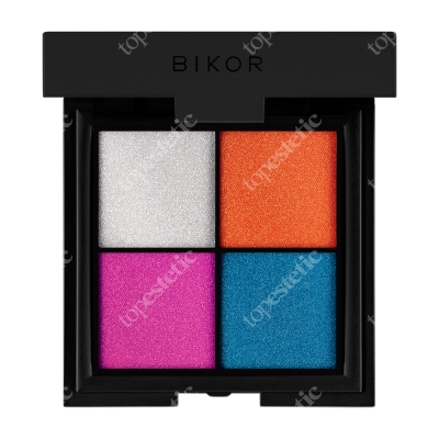 Bikor Morocco Eye Shadows N°10 Cienie do powiek - ​Wonderland 4x2g