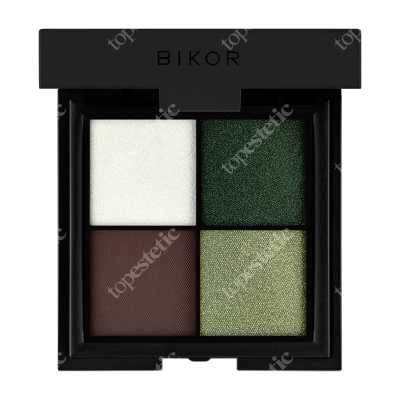 Bikor Morocco Eye Shadows N°3 Cienie do powiek - Rainforest 4x2g