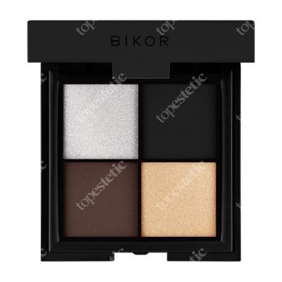 Bikor Morocco Eye Shadows N°6 Cienie do powiek - Goldrush 4x2g