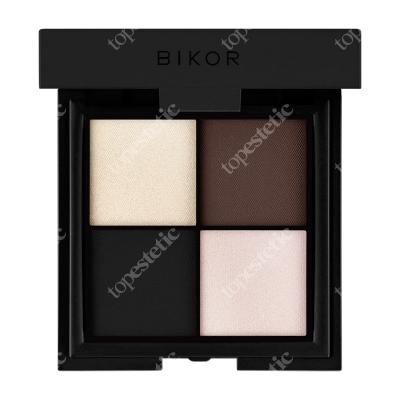 Bikor Morocco Eye Shadows N°8 Cienie do powiek - Creme brulee 4x2g