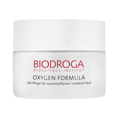 Biodroga Bioscience Day and Night Care For Dry Skin Krem dotleniający do skóry suchej 50 ml